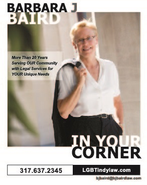 Barbara Baird Advertisement